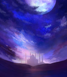 Realm of the Moon and Stars