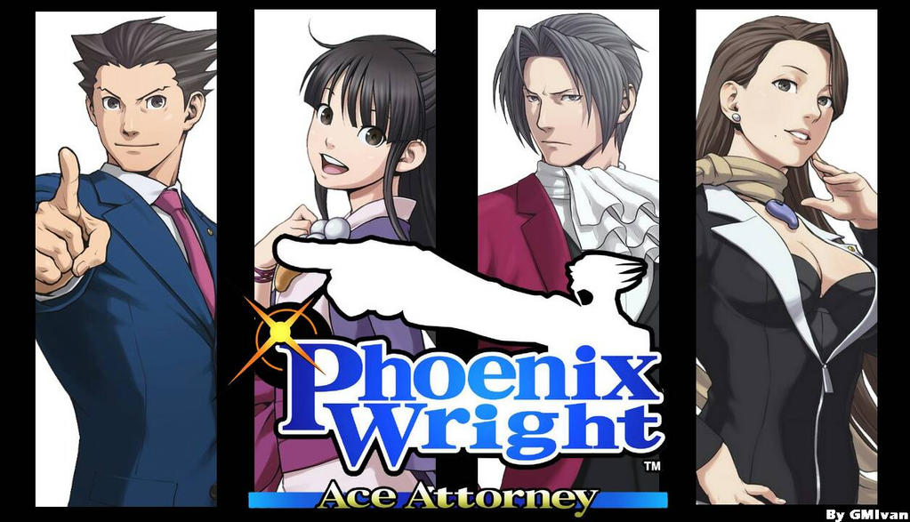 Phoenix Wright Ace Attorney Wallpaper Pc By Gmivan On Deviantart