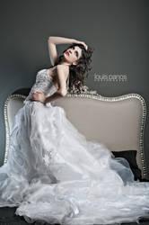 Tina Houb wedding 01 by luez2