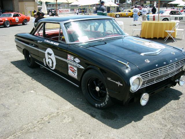 Ford Falcon Sprint V8 Racecar 136419492