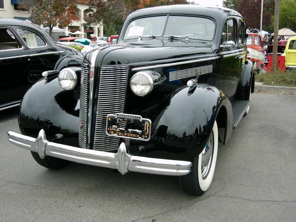 1937 buick 4 dr sedan by roadtripdog on deviantart for 1937 buick 4 door sedan