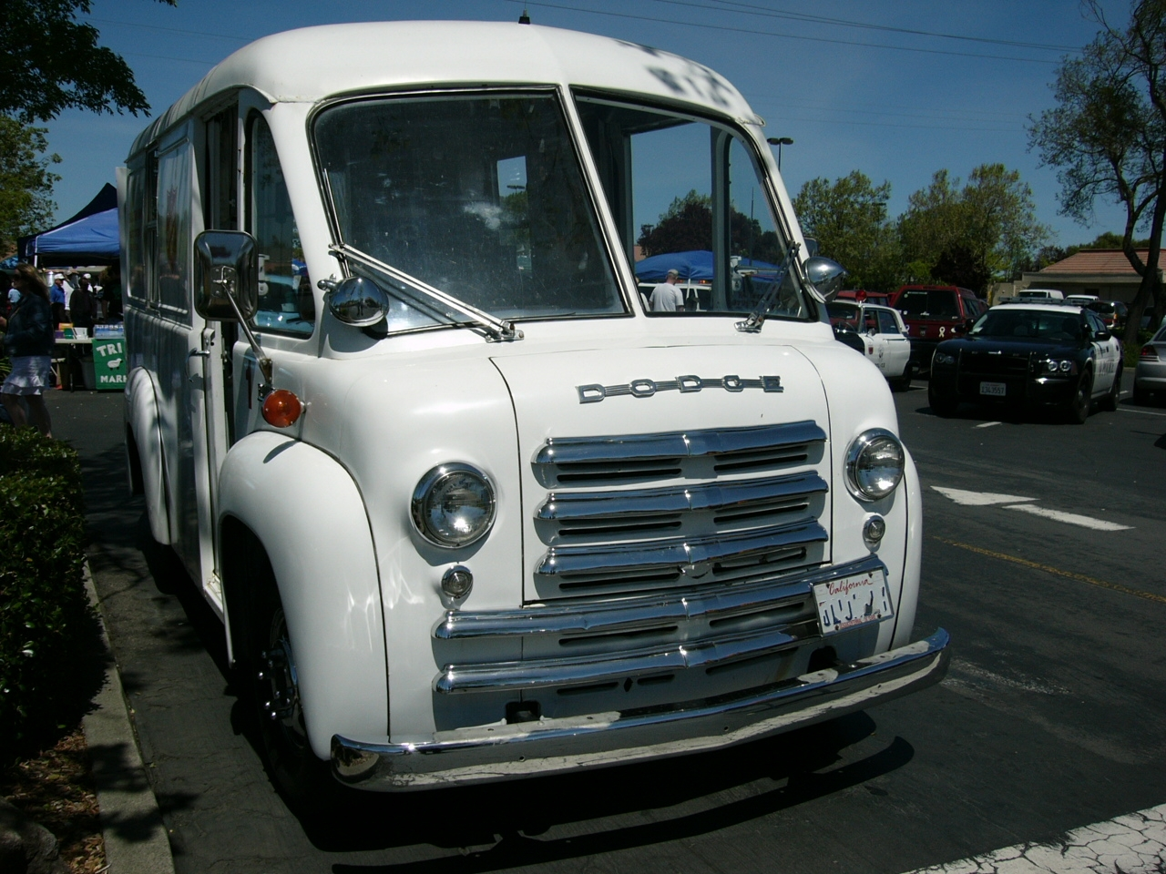 1951 Dodge Route Van by