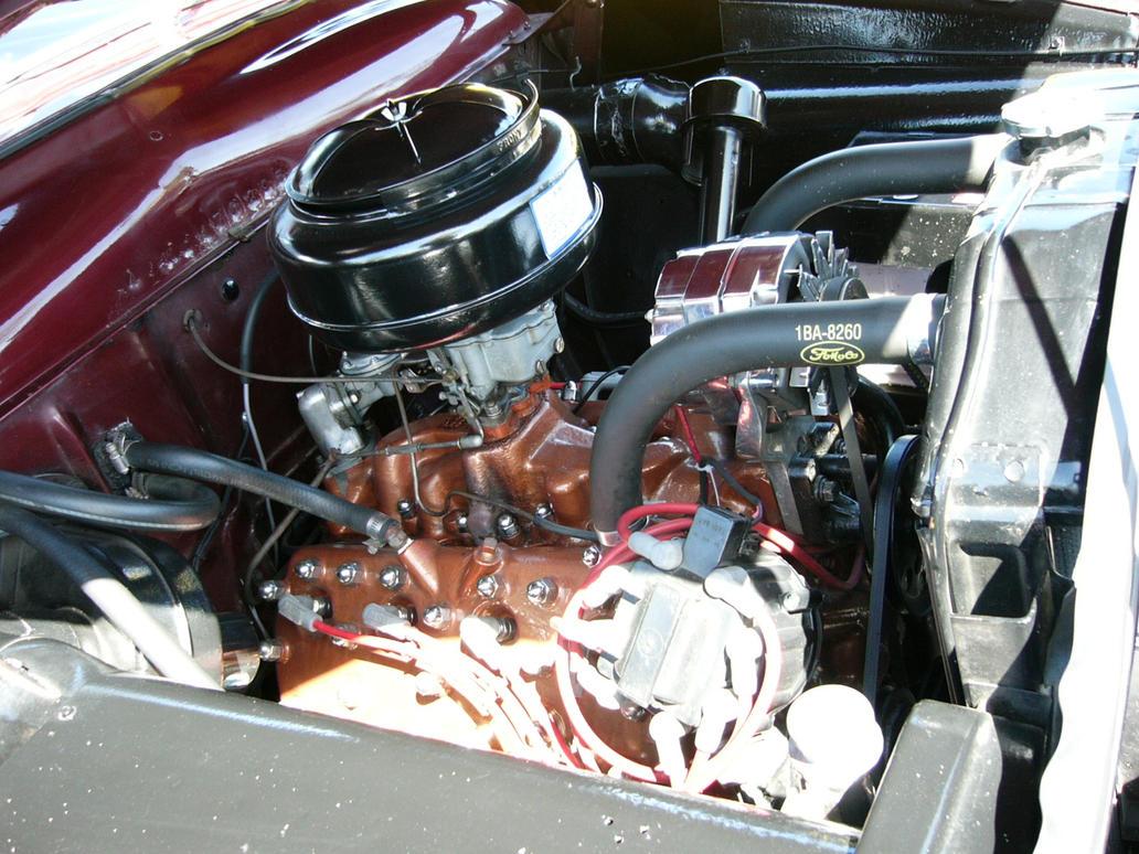 Ford Flathead V Power By Haafasst
