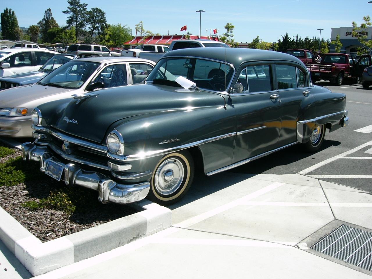 1953 Chrysler Windsor 1 By Roadtripdog On Deviantart