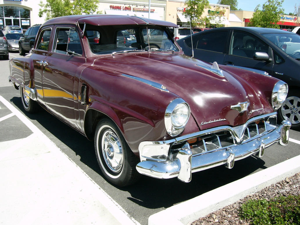 1952 Studebaker Champion for