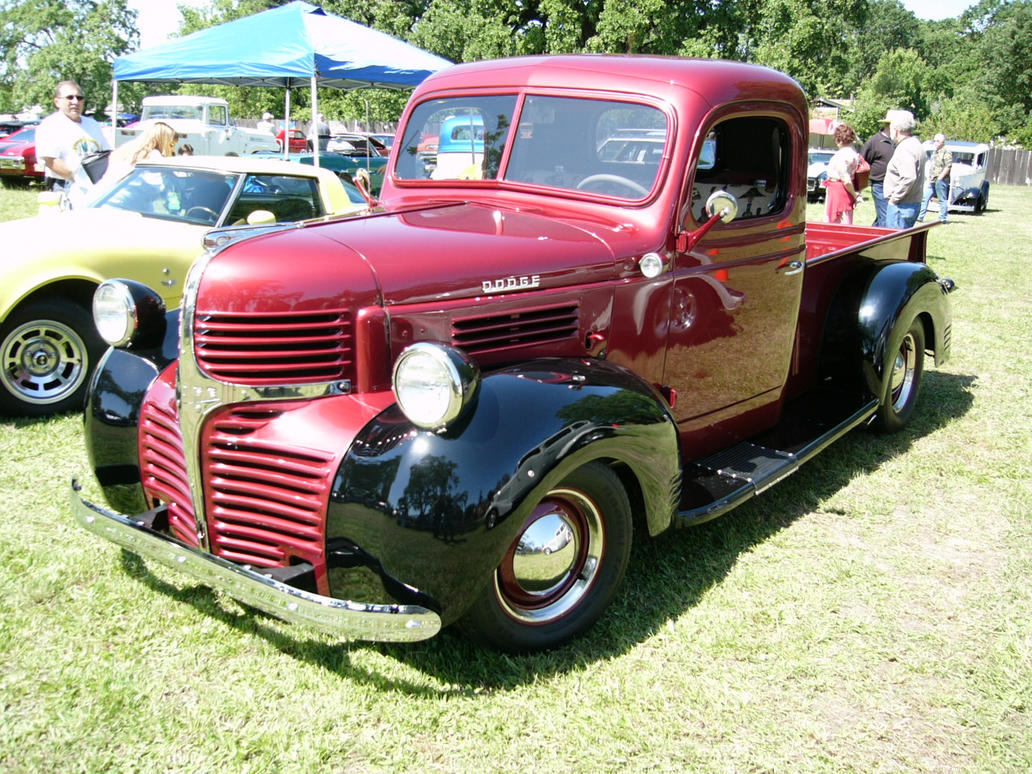 1946 Dodge Pickup Truck 3 by