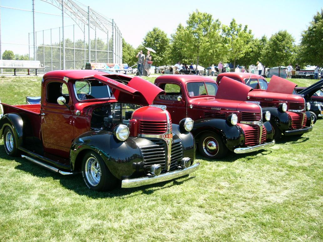 45 '46 '47 Dodge pickups by RoadTripDog on DeviantArt