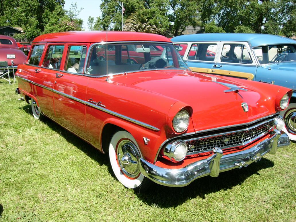'55 Ford Country Sedan Wagon