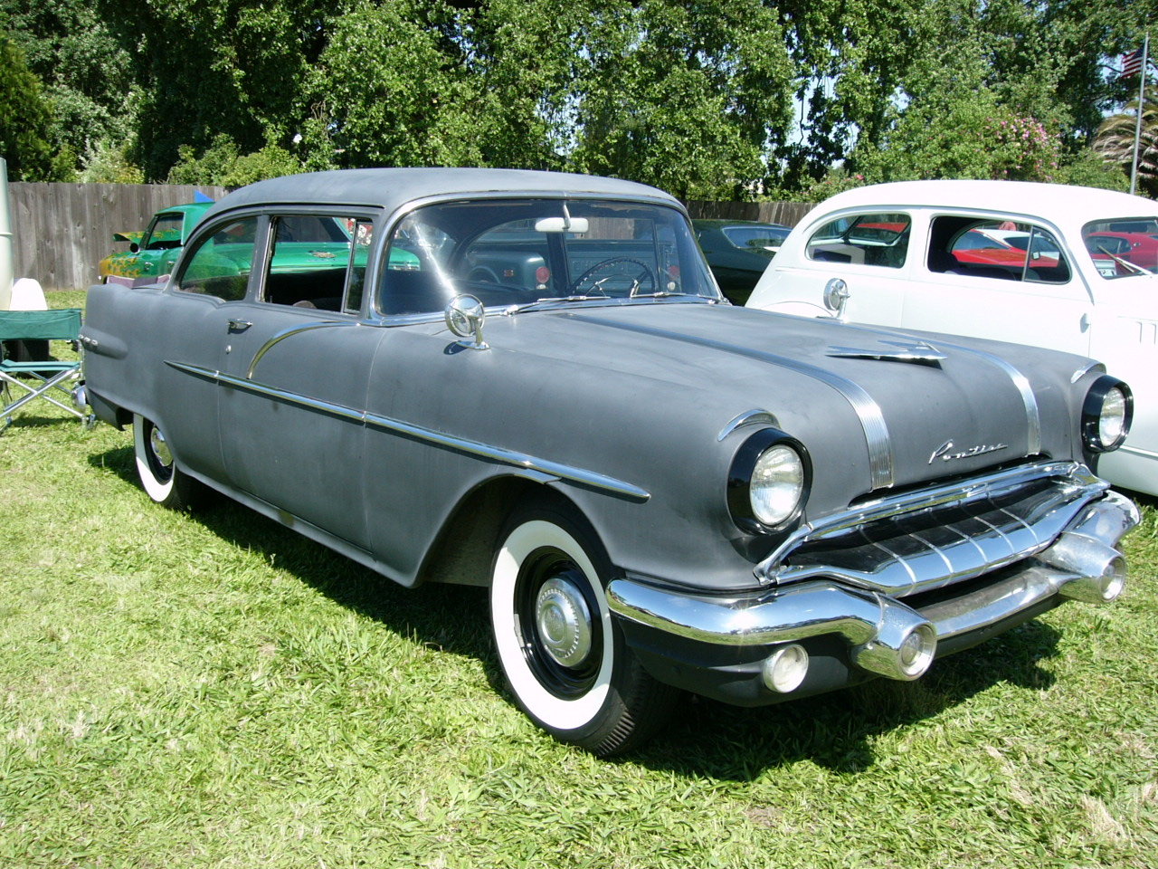 1956 Pontiac 860 2 dr sedan by RoadTripDog