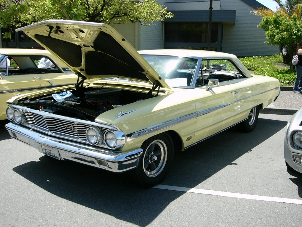 1964 galaxie 500xl w427 by roadtripdog on deviantart. Black Bedroom Furniture Sets. Home Design Ideas