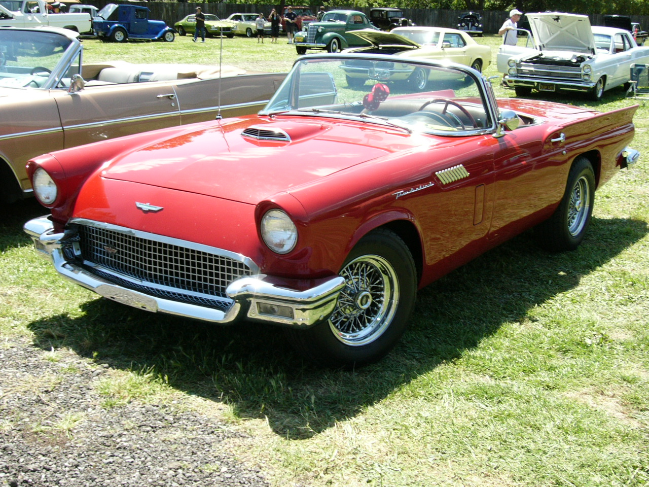 1957 Thunderbird by RoadTripDog