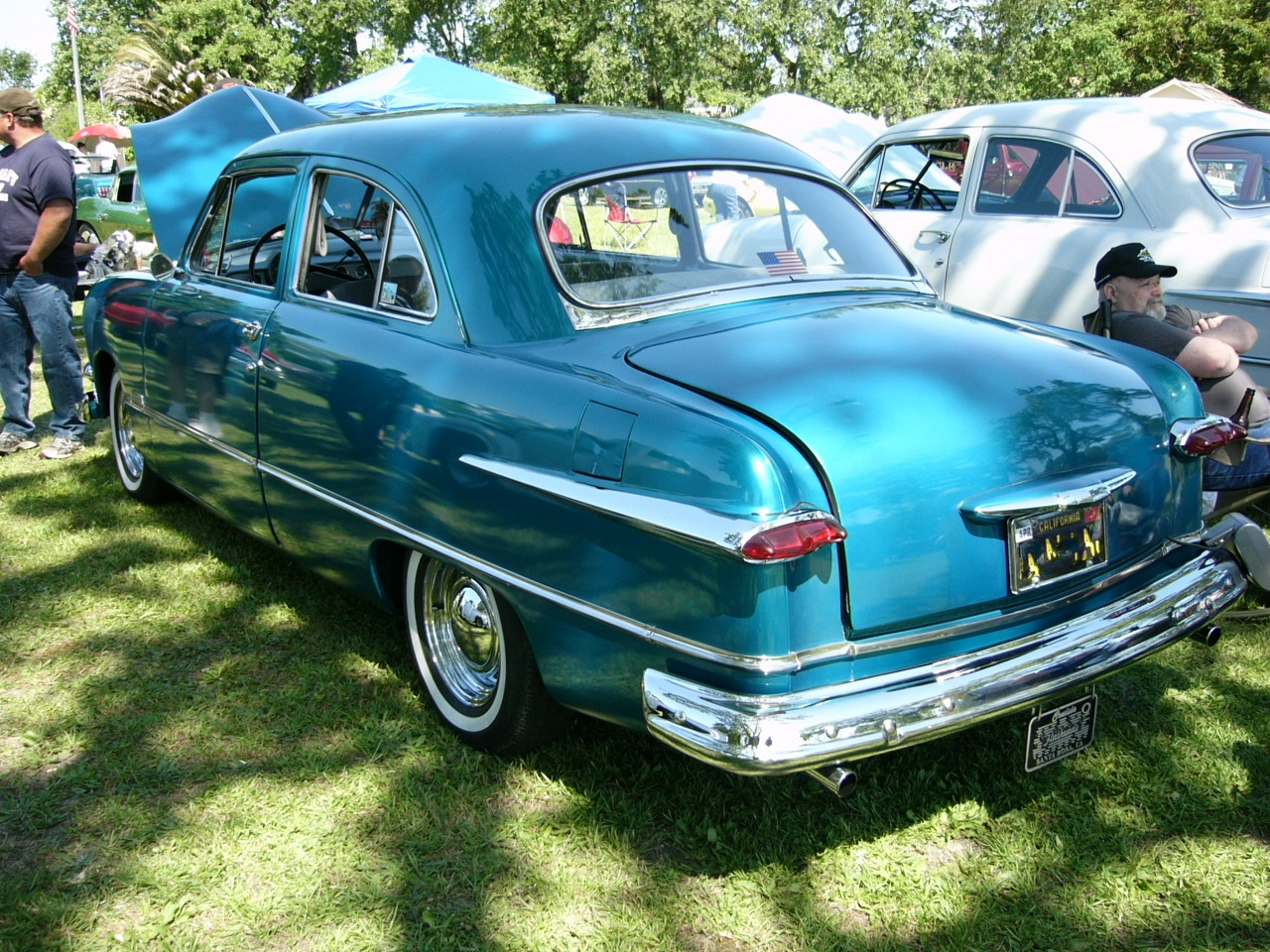 1951 Ford Custom 2 dr sedan by RoadTripDog