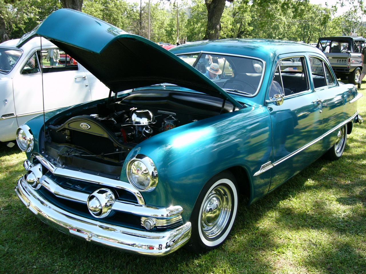 '51 Ford Custom 2 door sedan by RoadTripDog
