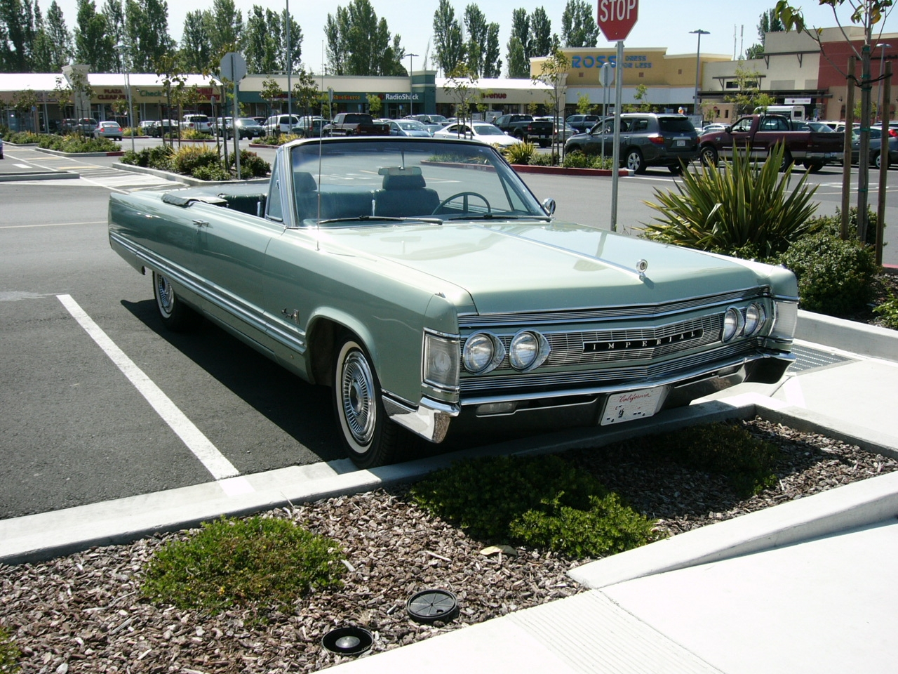 1967 Imperial convertible by RoadTripDog