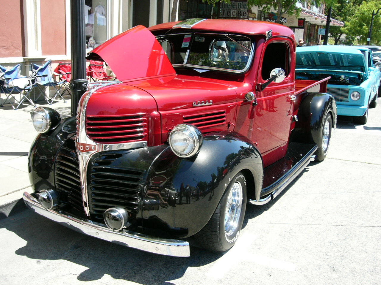 1945 Dodge pickup truck by