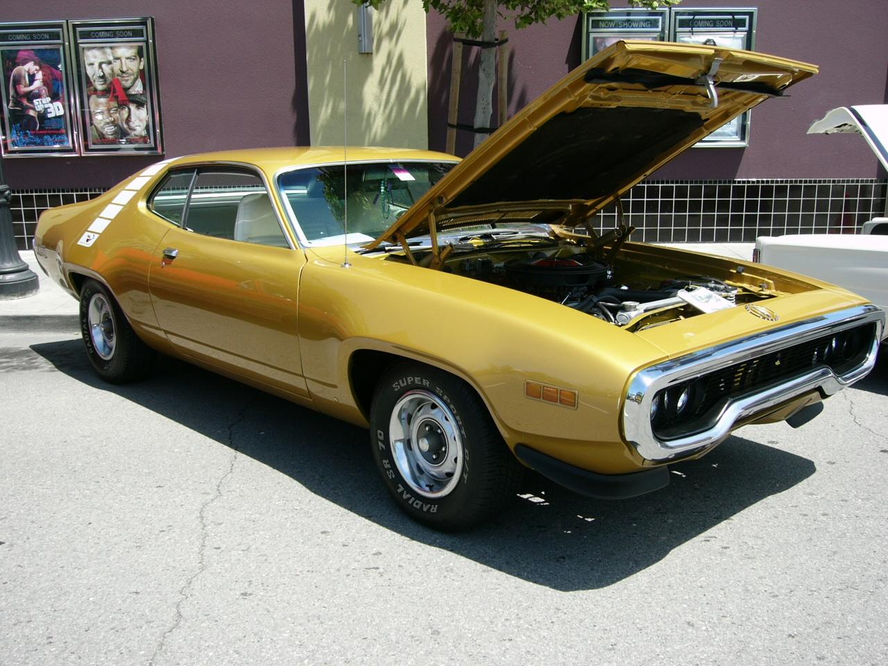 1971 RoadRunner Butterscotch