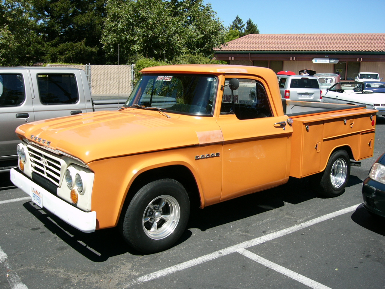 1962 Dodge 100 work truck 1 by RoadTripDog on DeviantArt