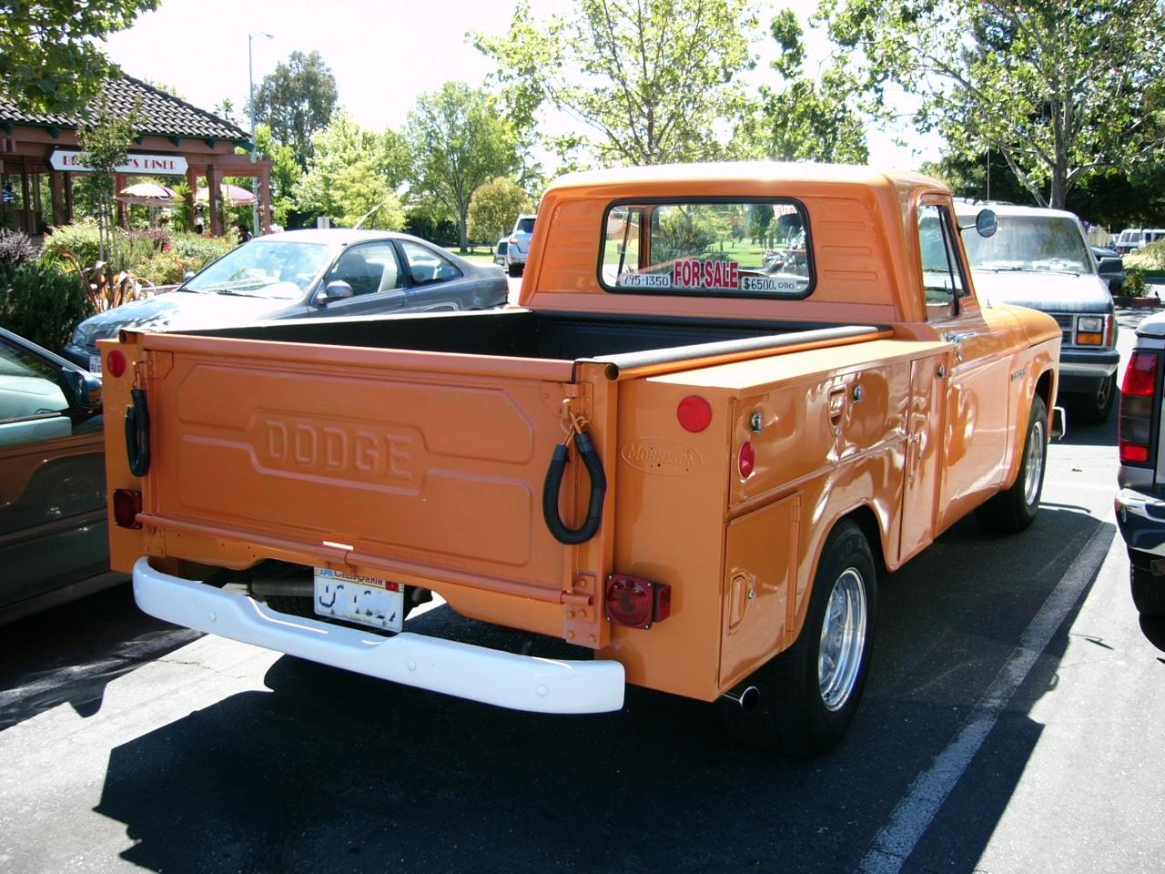 1962 dodge 100 work truck 4 by roadtripdog on deviantart. Black Bedroom Furniture Sets. Home Design Ideas