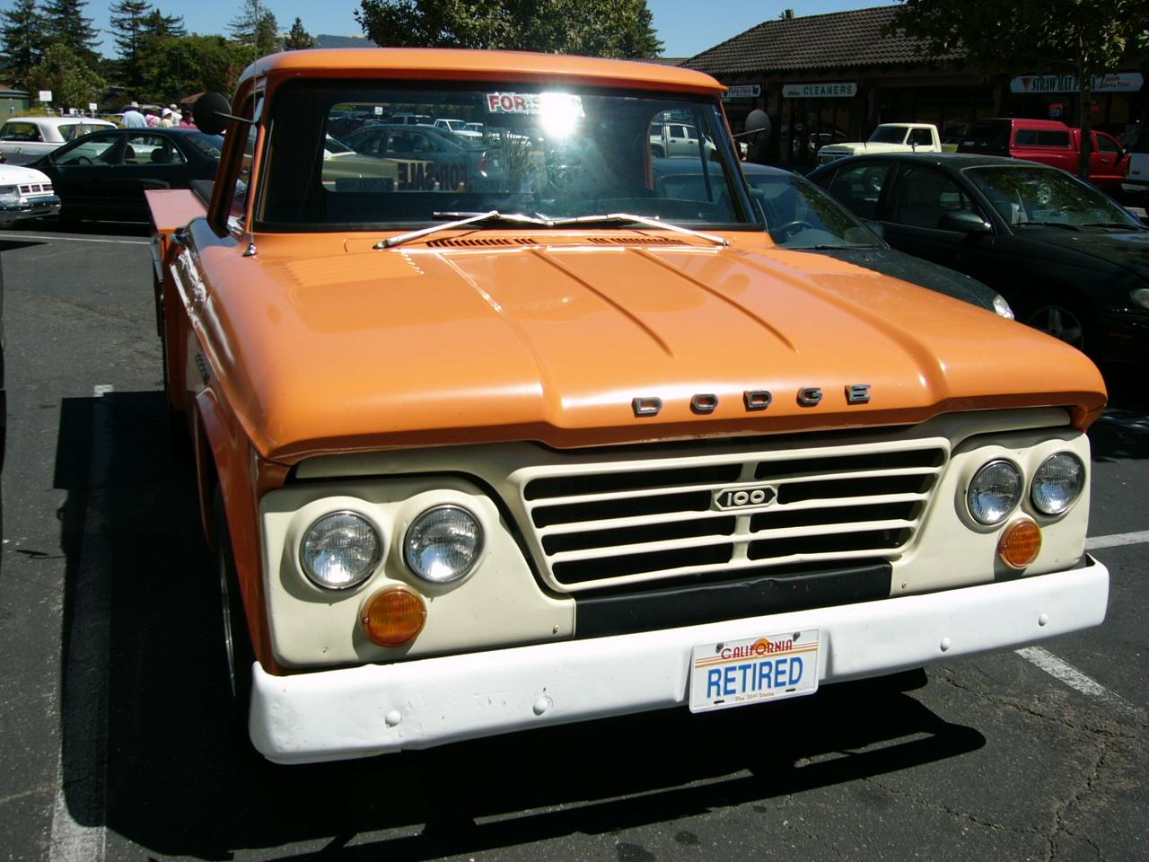 1962 dodge 100 work truck 2 by roadtripdog on deviantart. Black Bedroom Furniture Sets. Home Design Ideas