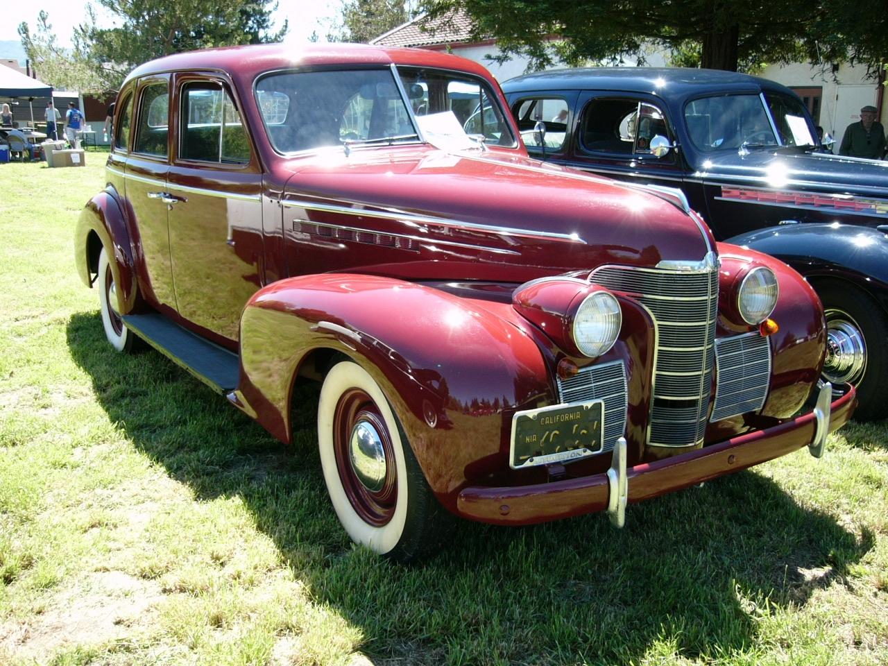 1939 oldsmobile 2 by roadtripdog on deviantart