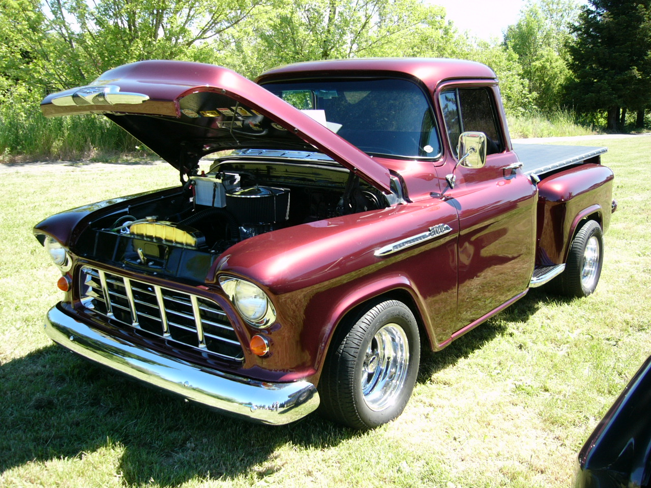 1956 Chevrolet 3100 truck by