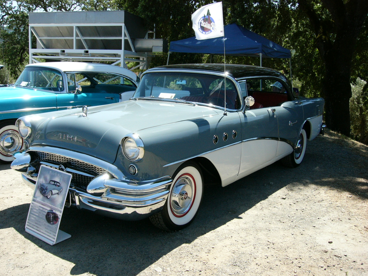 1955 buick special 4dr hardtop by roadtripdog on deviantart for 1955 buick special 2 door