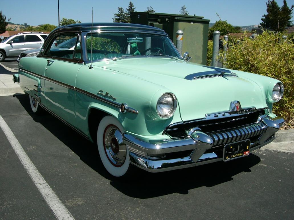 Find New Rust Free 1954 Mercury Monterey Sun Valley In: 1954 Mercury Sun Valley By RoadTripDog On DeviantArt