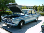 1966 Plymouth Valiant 200 4 dr