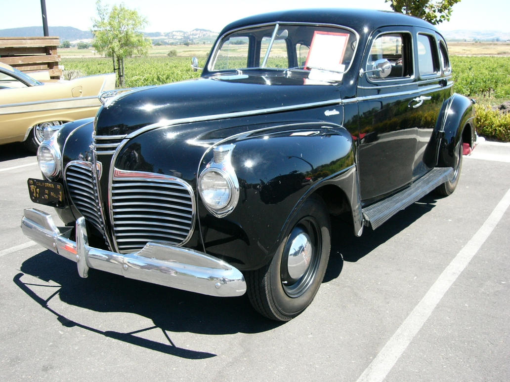 1941 Plymouth Special Deluxe By Roadtripdog On Deviantart Cars For Sale