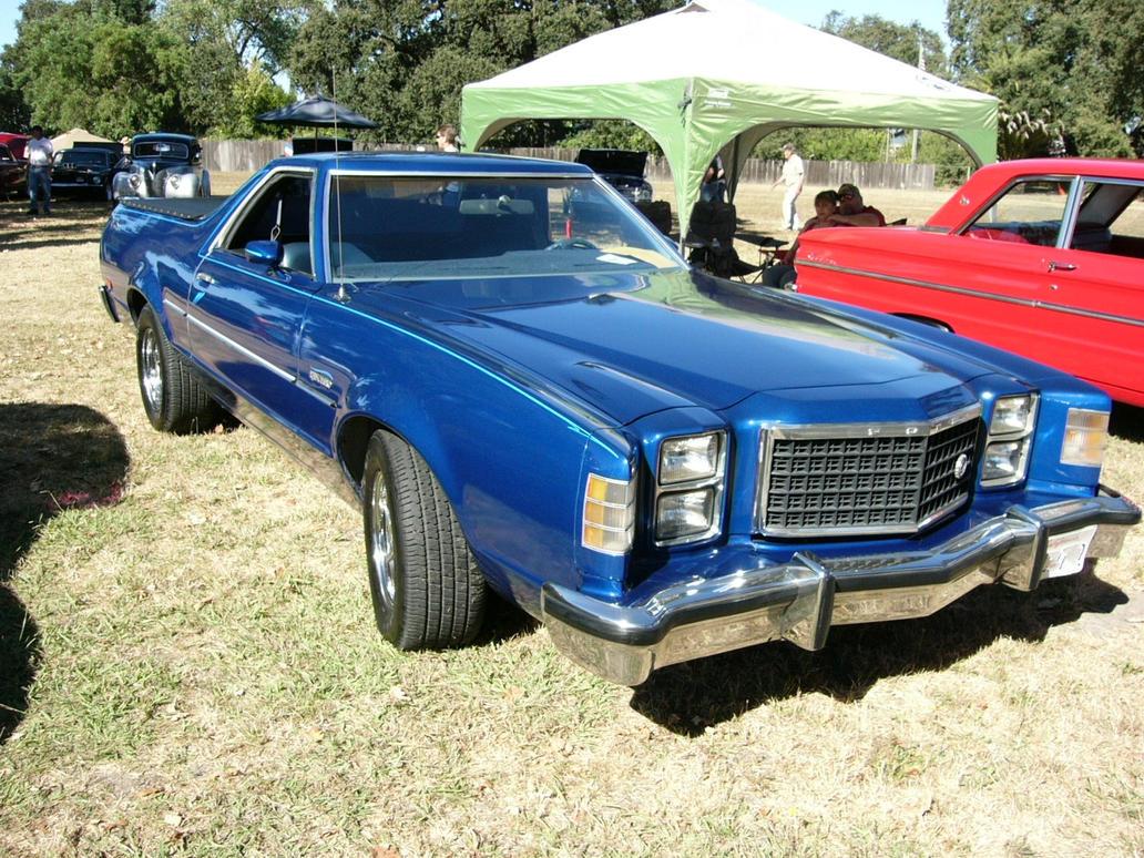 1978 ford ranchero by roadtripdog