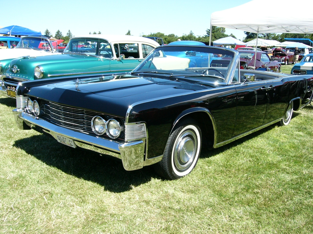 39 65 lincoln continental ragtop by roadtripdog on deviantart. Black Bedroom Furniture Sets. Home Design Ideas