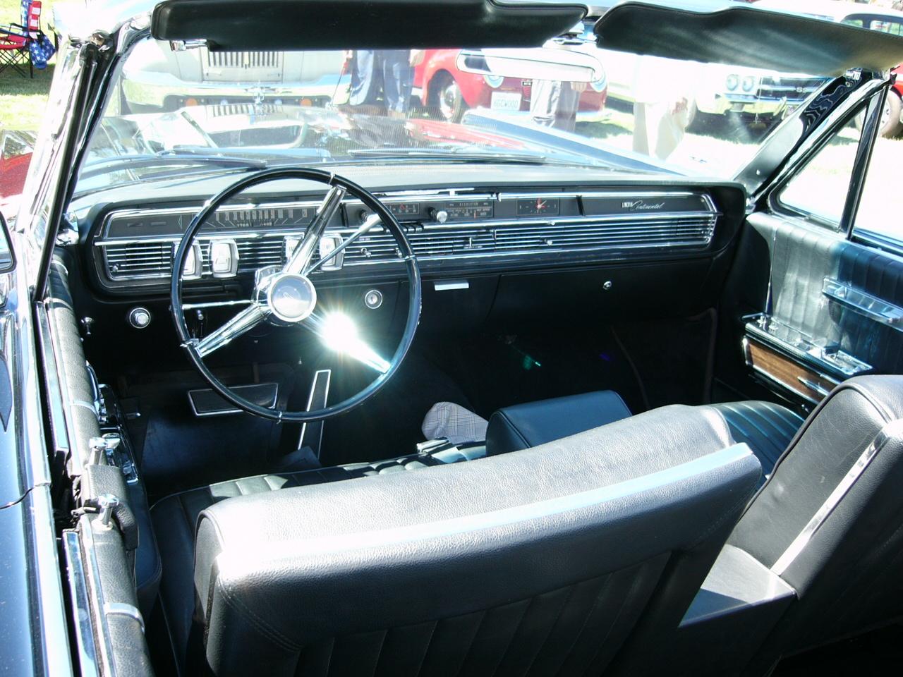 1965 Continental Interior By Roadtripdog On Deviantart