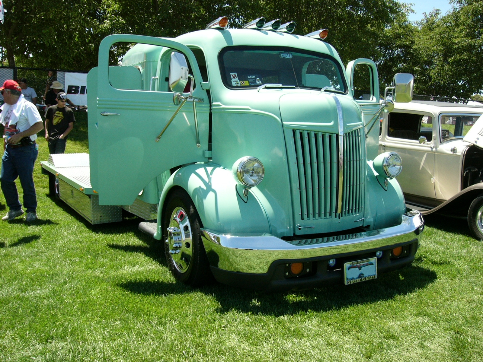 1941 Chevy Cabover For Sale | Autos Post