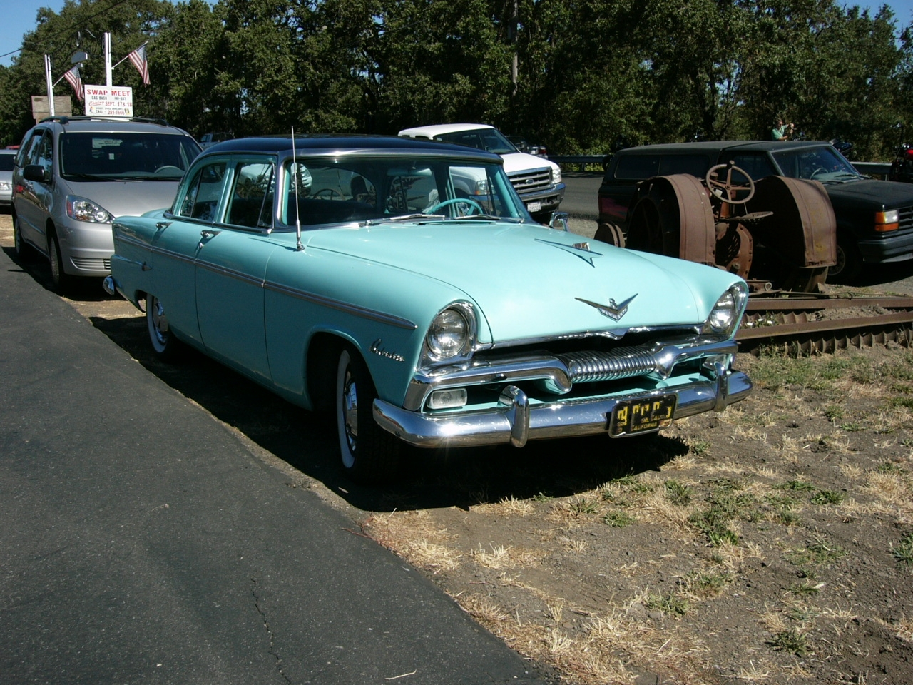 1955 plymouth belvedere 4 door by roadtripdog on deviantart for 1955 plymouth belvedere 4 door sedan