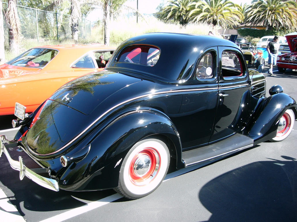 1936 ford v8 5 window coupe by roadtripdog on deviantart for 1936 ford 5 window coupe for sale