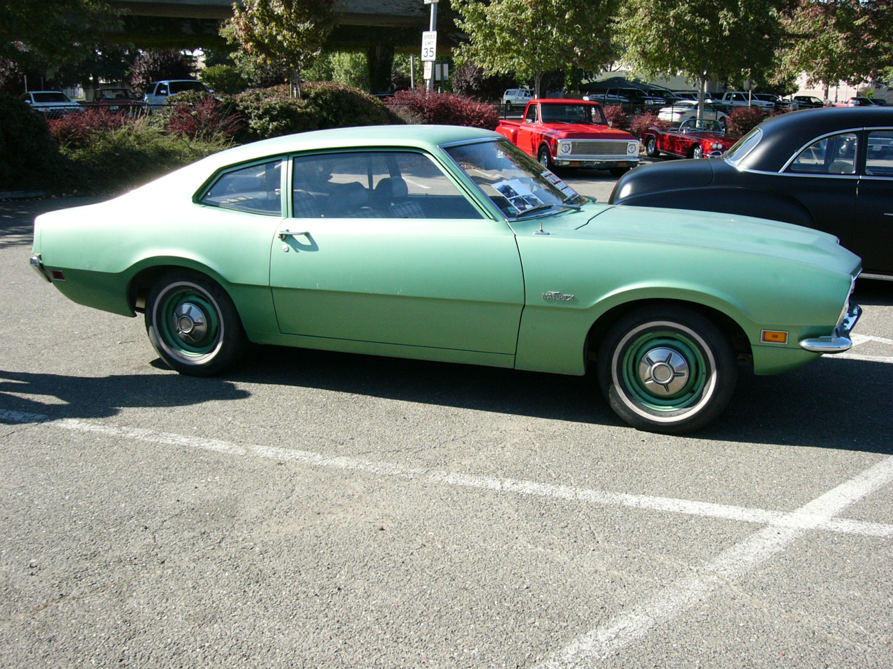 1970 Ford Maverick - The Simple Machine by RoadTripDog on ...