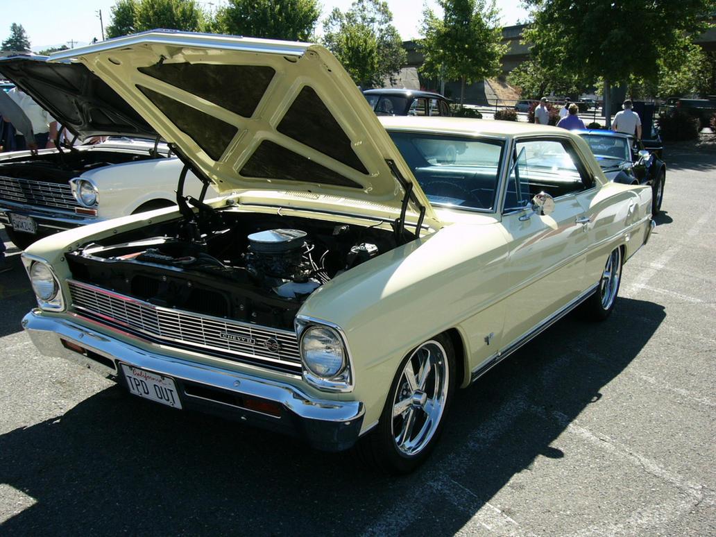 Power Lurks Under The Hood 1966 Chevy Ii Nova Ss By Roadtripdog On