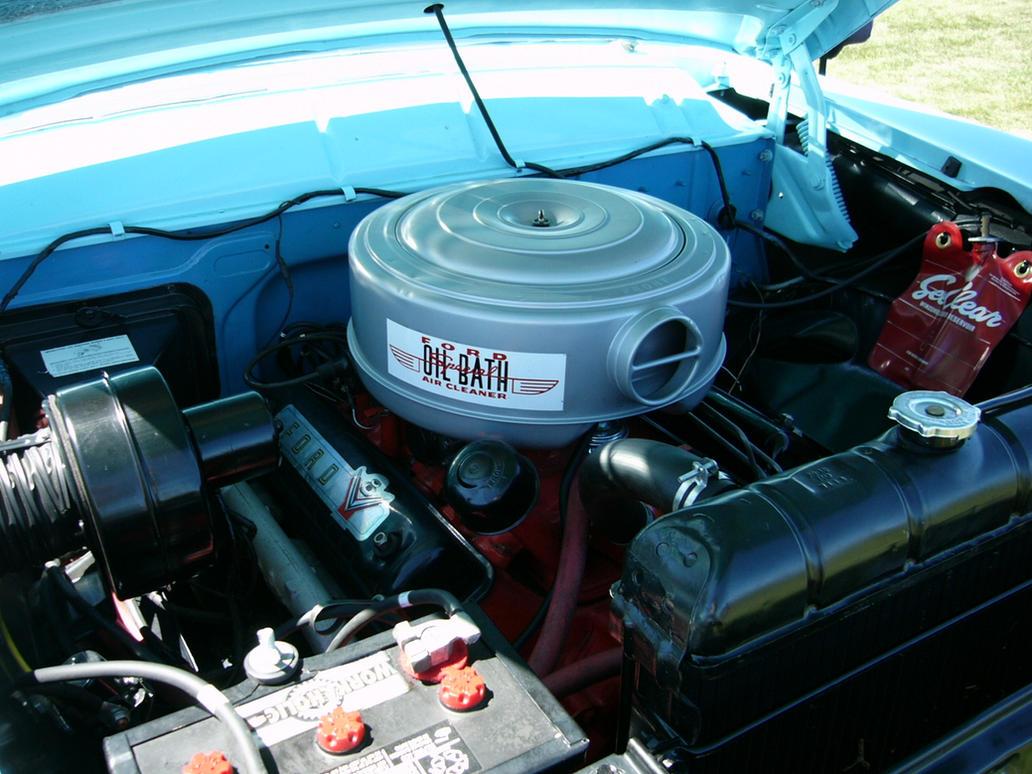 Big Oil Bath Air Cleaner : Ford oil bath air cleaner by roadtripdog on deviantart