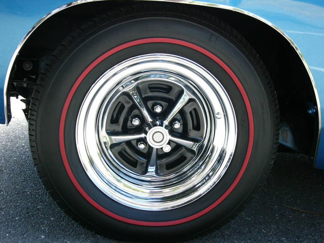 Red Line Tires >> 1968 Dodge Charger And Red Line Tires By Roadtripdog On Deviantart