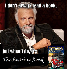 I don't always read a book by RoadTripDog