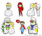 Super Mario Odyssey Cuties