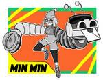 SSBU: Min Min