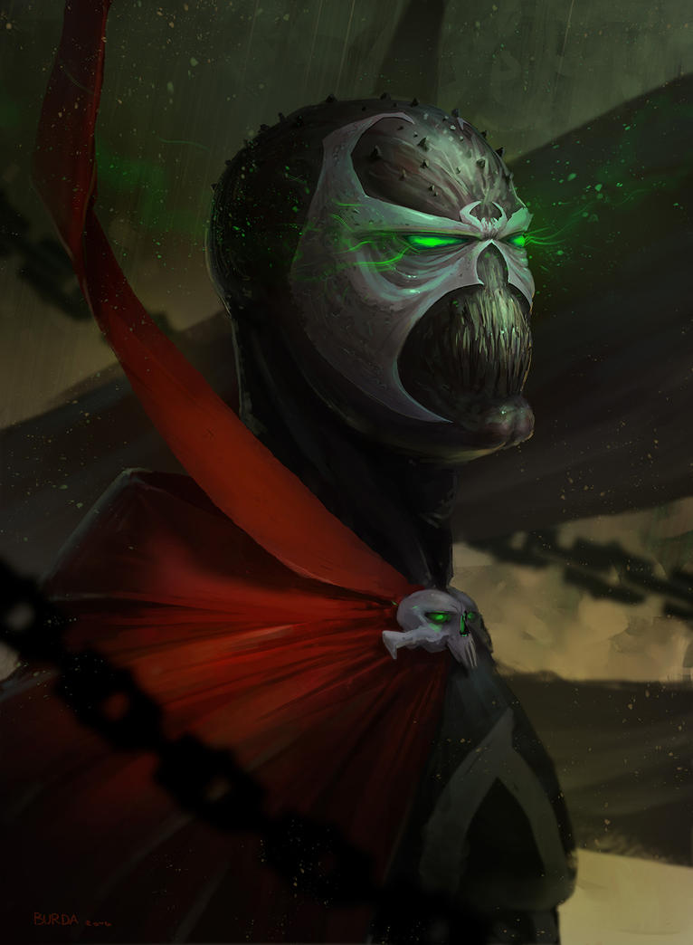 Spawn by Vyter