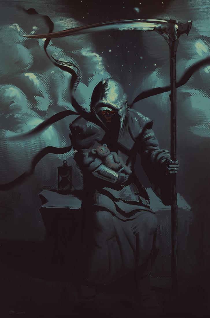 Mr. Grim by Vyter