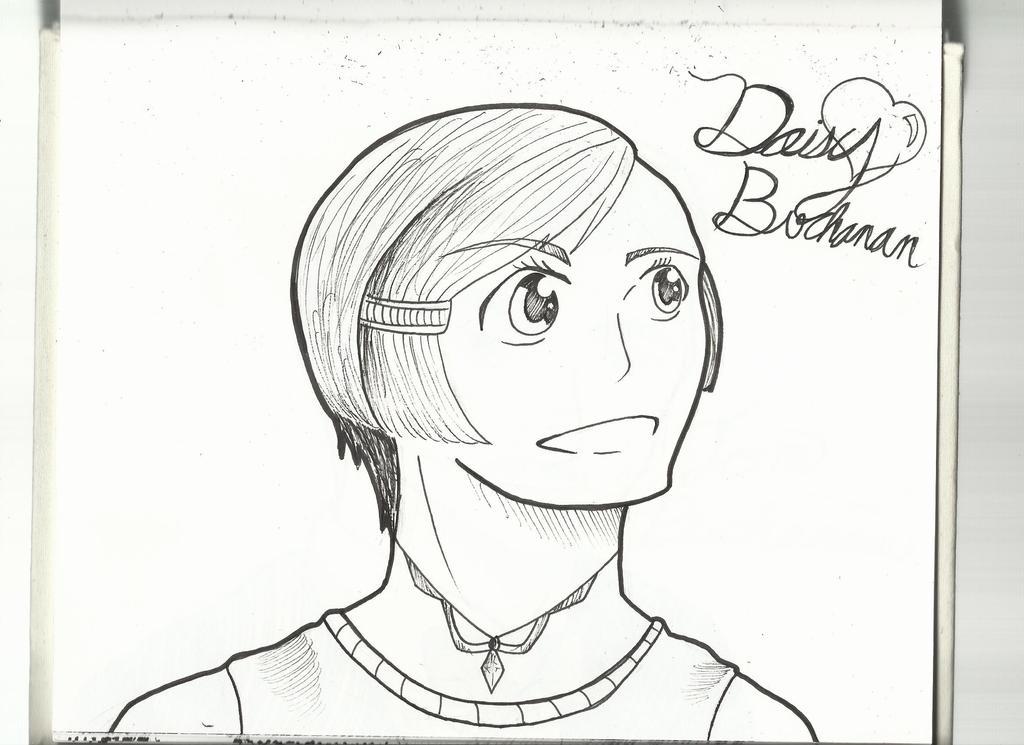 Daisy Buchanan! Anime! by AmericanBlackSerpent on DeviantArt