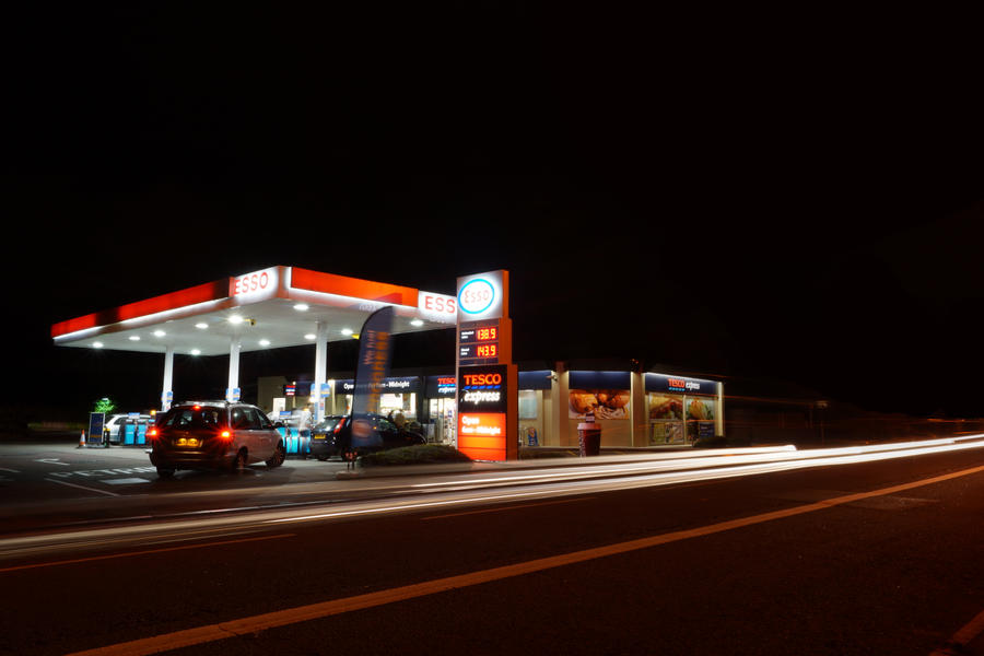 Petrol by frankcom