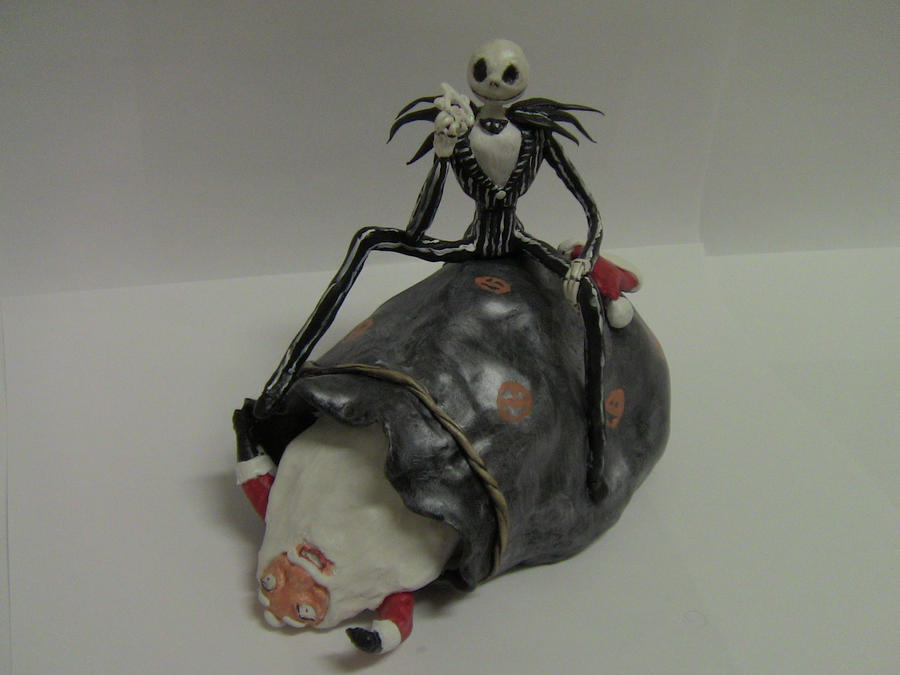 The Nightmare Before Christmas Polymer Clay by TheKrystleGallery ...