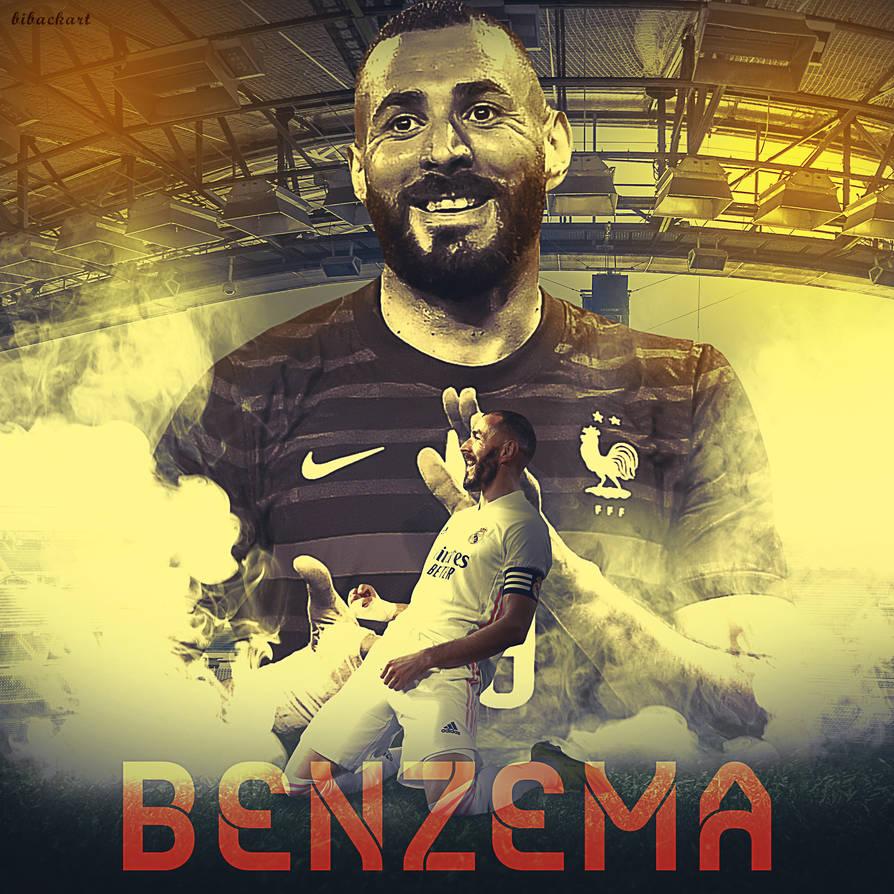 Benzema Euro 2020
