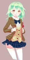 Com: Haruna Kirie