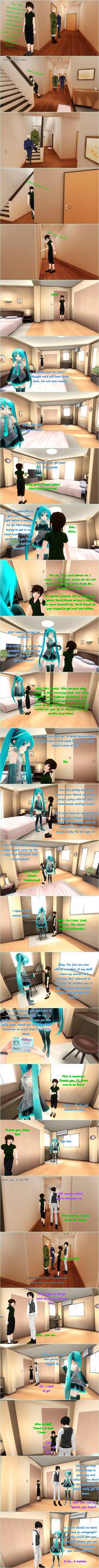 Meeting your fan by haoLink
